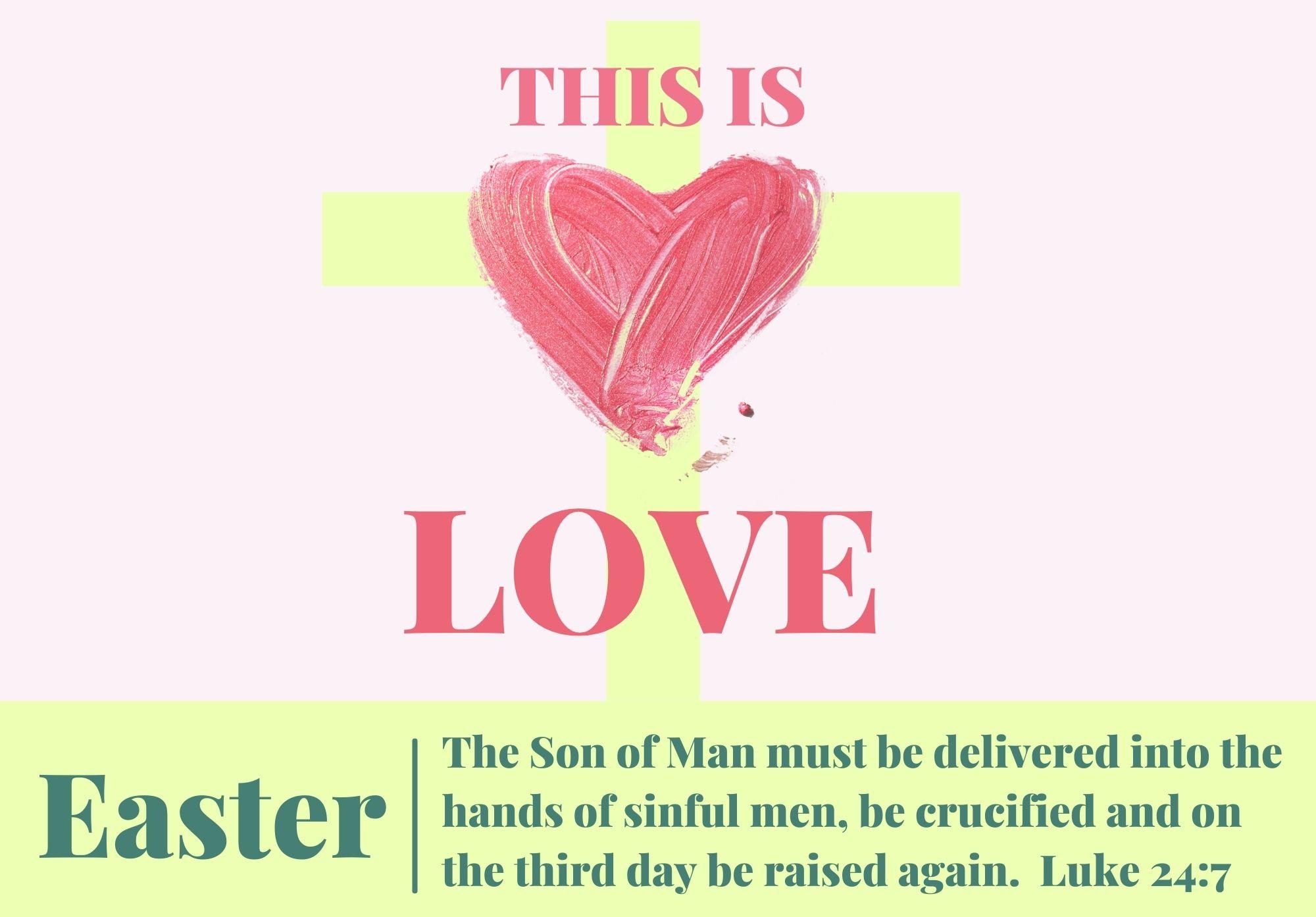Easter Sunday Service – 04 April 2021 – Luke 24:1-12