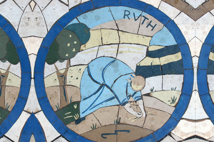 AG Ruth 2 Under The Lord's Wing