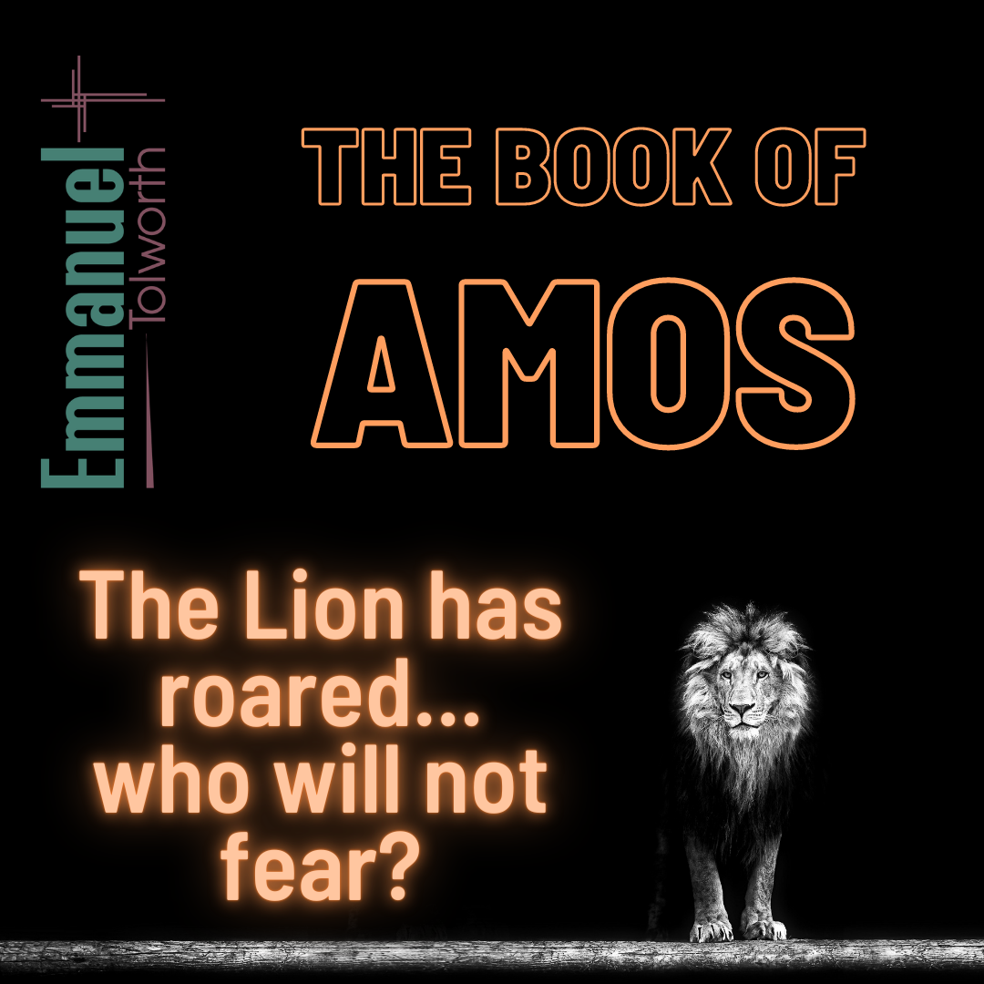 Amos 6: COMPLACENCY IS DEADLY