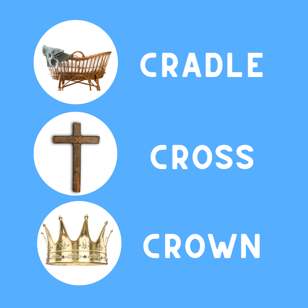 Christmas Day – Cradle, Cross, Crown
