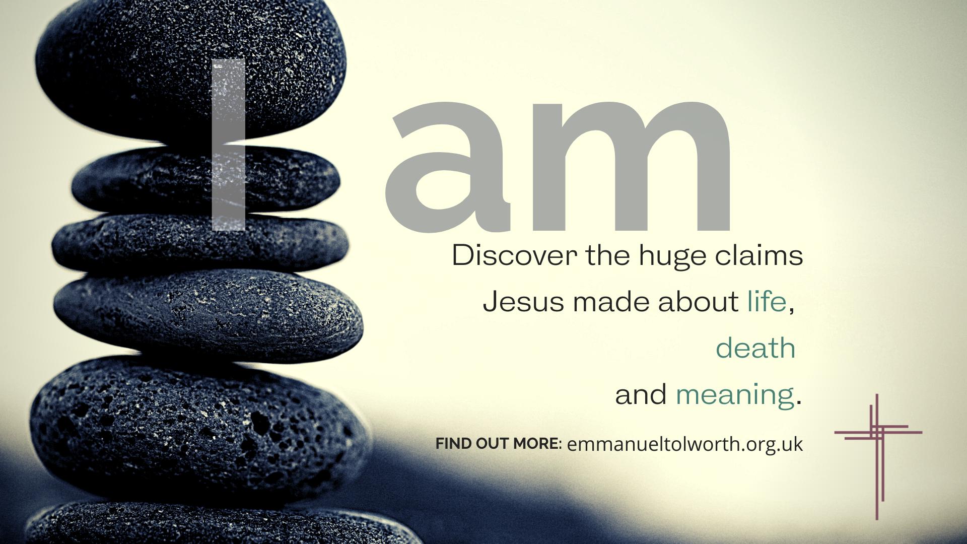 'I am the resurrection and the life' – John 11:17-27